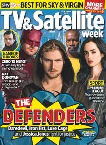 TV & Satellite Week - 12 August 2017