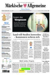 Märkische Allgemeine Dosse Kurier - 04. Dezember 2018