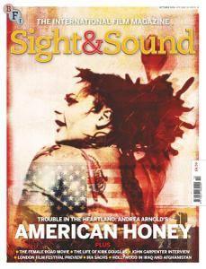 Sight & Sound - October 2016
