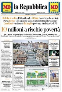 la Repubblica - 23 Aprile 2020
