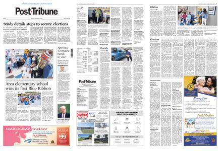 Post-Tribune – October 04, 2020