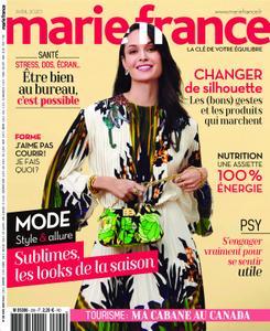 Marie France - avril 2020