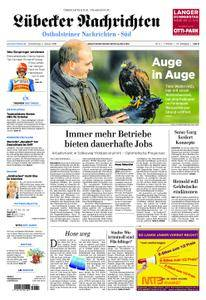 Lübecker Nachrichten Ostholstein Süd - 04. Januar 2018