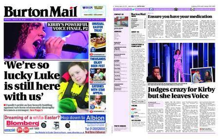 Burton Mail – March 26, 2018