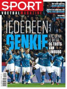 Sport Voetbal Magazine - 7 November 2018