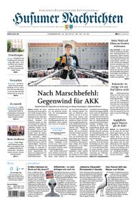 Husumer Nachrichten - 18. Juli 2019