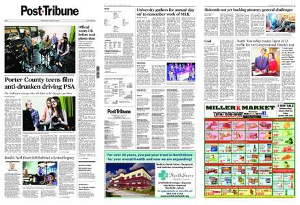 Post-Tribune – January 22, 2020