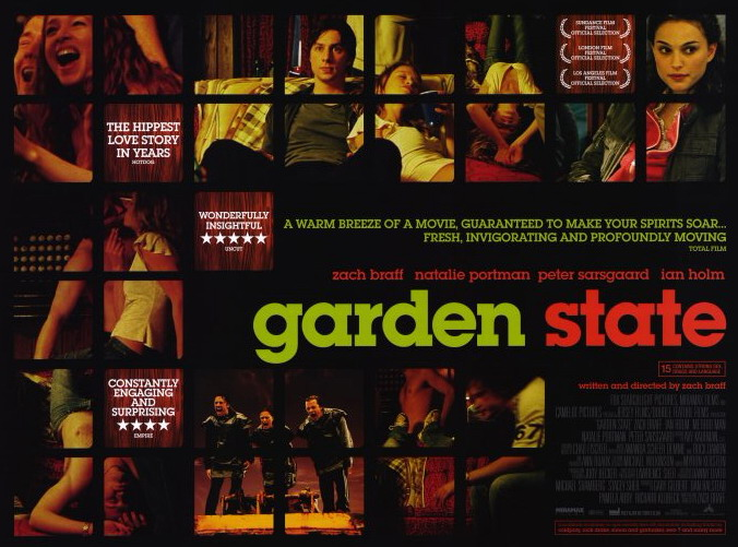 Garden State / Страна садов (2004)