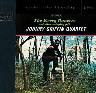 Johnny Griffin Quartet - The Kerry Dancers and Other Swinging Folk (1962) [Japanese Edition 1997, XRCD]