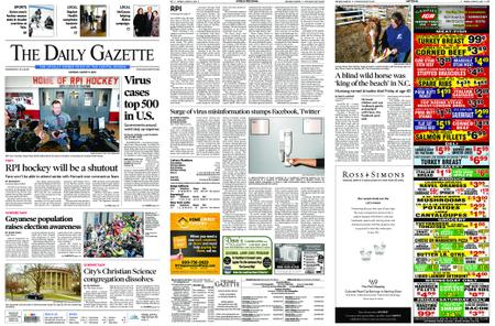 The Daily Gazette – March 09, 2020