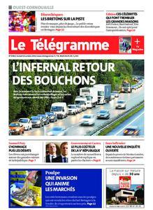 Le Télégramme Ouest Cornouaille – 16 octobre 2021