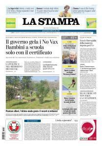 La Stampa Torino Provincia e Canavese - 6 Settembre 2018