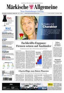 Neue Oranienburger Zeitung - 30. September 2017