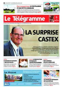 Le Télégramme Ouest Cornouaille – 04 juillet 2020