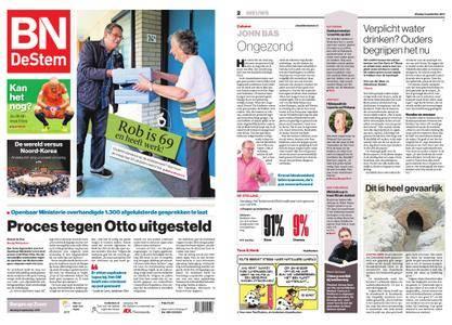 BN DeStem - Bergen op Zoom – 05 september 2017