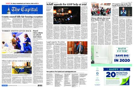 The Capital – January 23, 2020