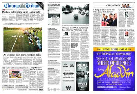 Chicago Tribune – September 05, 2017