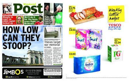 Nottingham Post – September 30, 2017
