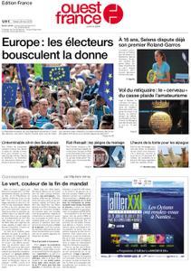 Ouest-France Édition France – 28 mai 2019