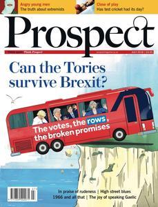 Prospect Magazine - July 2018