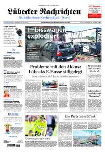 Lübecker Nachrichten Ostholstein Nord - 20. Juli 2019