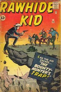 Rawhide Kid v1 026 1962