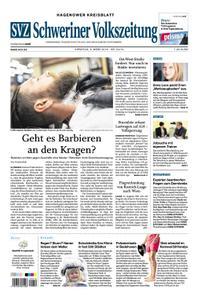 Schweriner Volkszeitung Hagenower Kreisblatt - 05. März 2019