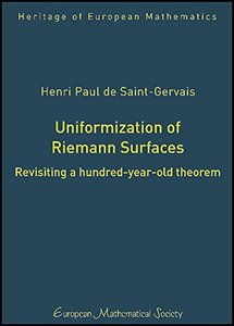 Uniformization of Riemann Surfaces: Revisiting a Hundred-year-old Theorem (repost)