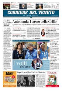 Corriere del Veneto Vicenza e Bassano – 29 dicembre 2018