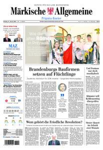 Märkische Allgemeine Prignitz Kurier - 21. Januar 2019
