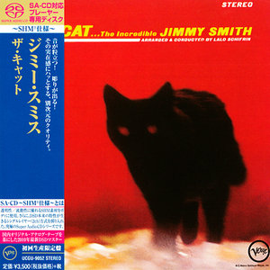 Jimmy Smith - The Cat (1964) [Japanese Limited SHM-SACD 2014] PS3 ISO + Hi-Res FLAC {RE-UP}