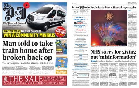The Press and Journal Moray – November 04, 2019