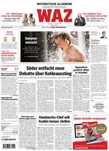 WAZ Westdeutsche Allgemeine Zeitung Oberhausen-Sterkrade - 24. Juni 2019