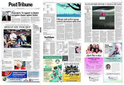 Post-Tribune – April 18, 2018
