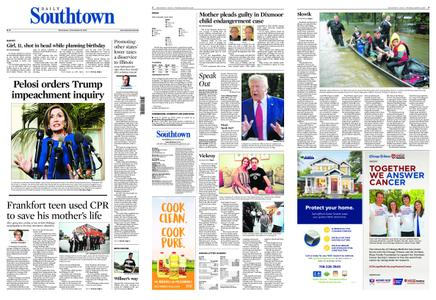 Daily Southtown – September 25, 2019