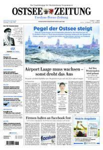 Ostsee Zeitung Wolgast - 27. März 2018