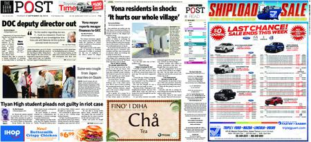 The Guam Daily Post – September 26, 2019