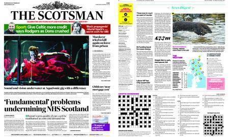 The Scotsman – October 26, 2017