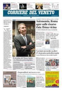 Corriere del Veneto Vicenza e Bassano - 13 Febbraio 2018