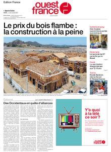 Ouest-France Édition France – 14 juin 2021