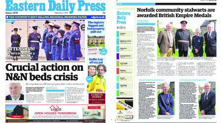 Eastern Daily Press – May 11, 2018