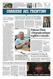 Corriere del Trentino - 29 Marzo 2018