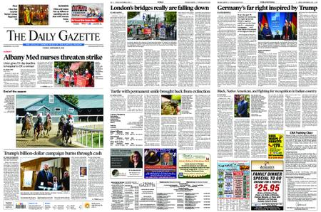 The Daily Gazette – September 08, 2020