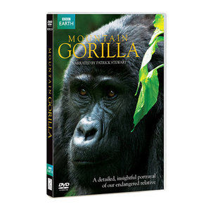 BBC: Mountain Gorilla. Ep2 - Last Stand of the Silverback King / BBC: Горная горилла. Серия 2 (2010) [ReUp]