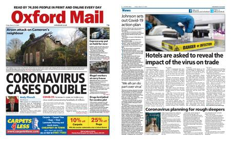 Oxford Mail – March 13, 2020
