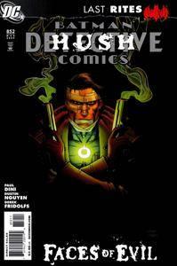 Detective Comics 852 (2009)