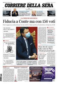 Corriere della Sera – 20 gennaio 2021