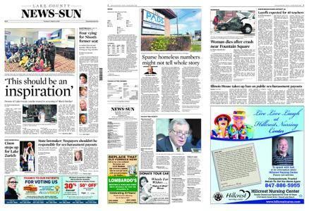 Lake County News-Sun – March 08, 2018