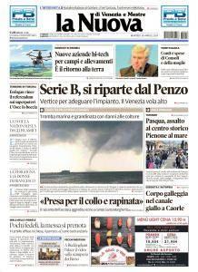 La Nuova Venezia - 18 Aprile 2017