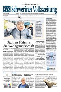 Schweriner Volkszeitung Hagenower Kreisblatt - 11. Juni 2020